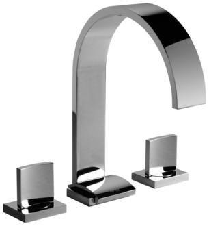 Graff G-1810-C14-PC - Sade Widespread Lavatory Faucet - Polished Chrome Finish