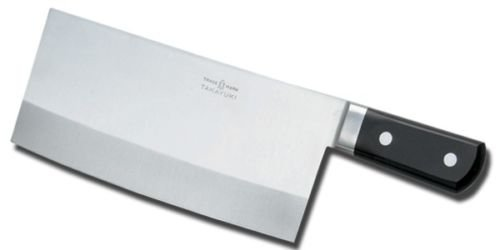Sakai Takayuki Chinese Cleaver Knife N08 Inox Special Stainless Steel 20044 Chinese Knife 210mm
