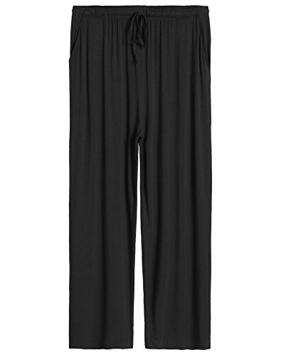 Latuza Men's Lounge Pants XL Black