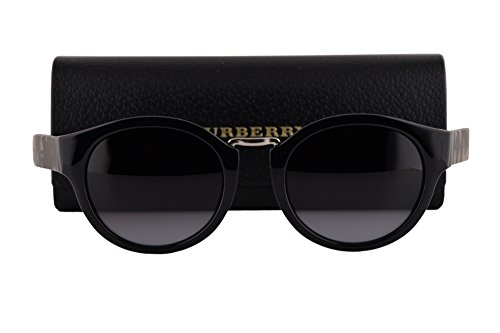 Burberry BE4227 Sunglasses Black w/Gray Gradient Lens 36098G BE - Sale Sunglasses Men Burberry