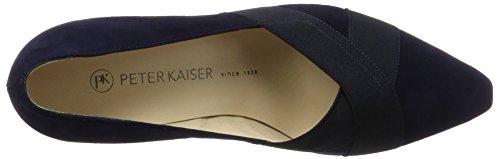 Peter Kaiser Damen Malana Pumps, Blau (Notte Suede), 37.5 EU