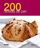200 Recetas de Pan, Joanna Farrow, 8480769041
