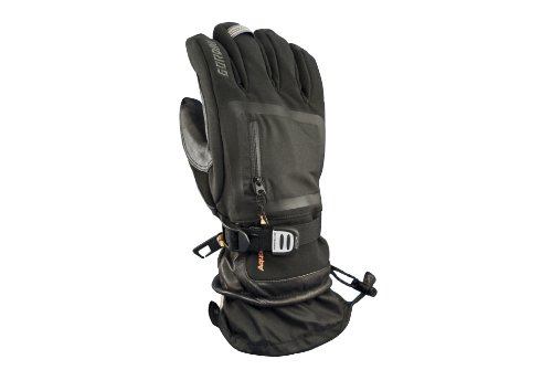 Gordini Men's The FUSE Glove, Black, Medium (Fuse Glove)