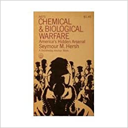 Chemical Biological Warfare HERSH SEYMOUR M Amazon Books