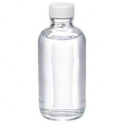Boston Round Bottle 4 oz PK24