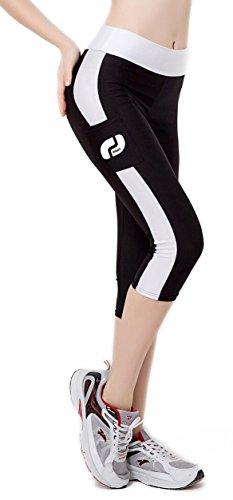 Ribay Womens Capri Workout Leggings product image