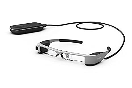 e86cff3b30 Epson Moverio BT-300 Augmented Reality Glasses with an  Amazon.co.uk ...