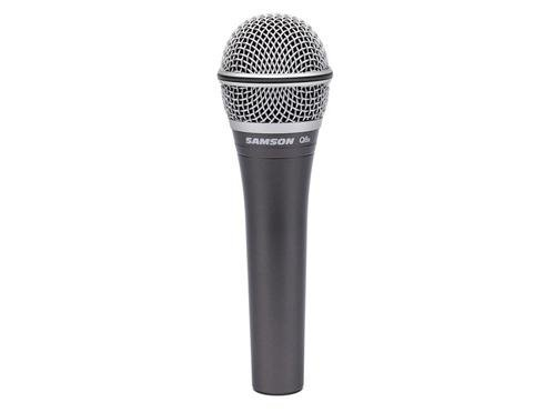 Samson Q8x Professional Dynamic Vocal - Dynamic Samson Vocal Microphone