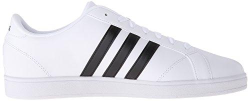 Negro M Adidas Blanco black 5 white De Zapatilla Deporte White Base W Us Blanco Neo Lãnea Ocasional n8TxrAw78q