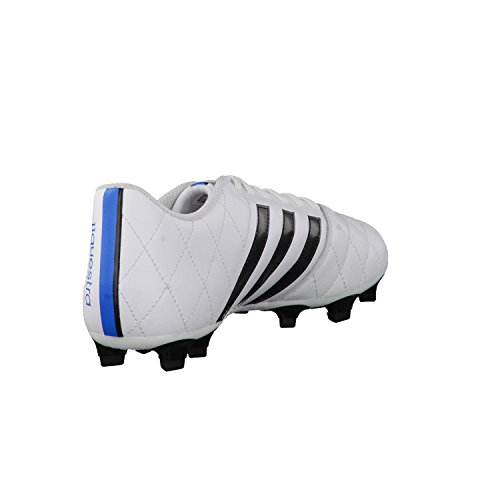 adidas - Chaussures de football - Chaussure 11Questra FG - Ftwr white - 41 1/3