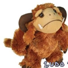 """Ludo, though menacing in appearance, quickly becomes one of the most lovable characters in Jim Henson's """"The Labyrinth"""". Ludo is a large but gentle creature who has the ability to summon the rocks to help him, and Toy Vault has shrunk him dow..."""