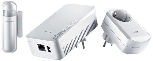Devolo Home Control Starter Paket - Smart Home für alle, weiß