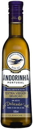 Azeite de Oliva Andorinha Extra Virgem Seleção 500ml