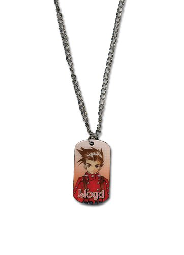 Tales Of Symphonia - Colette Dog Tag Necklace
