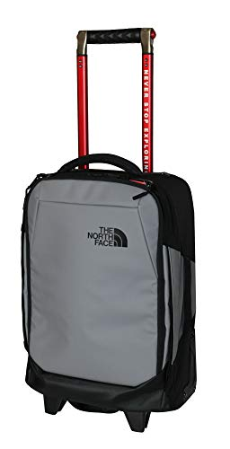 The North Face Accona 19 Carry-Ons Luggage Travel Rolling Bag RTO (Zinc grey/tnf black) ()