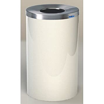 Frost 310-W Waste Receptacle, White