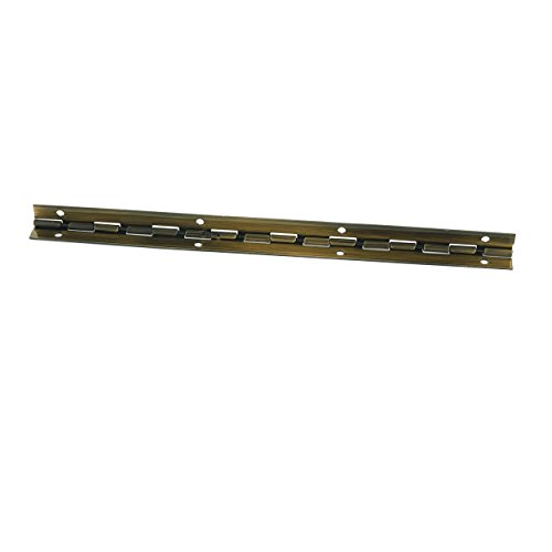 Highpoint 105 Degree Stop Hinge Antique Brass Plated 8