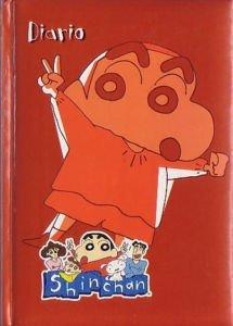 Diario escolar/Agenda 12 meses Serie Manga/anime-crayon Shin ...