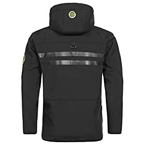 Geographical Norway Vantaa Giacca da Uomo Softshell Outdoor Function Impermeabile