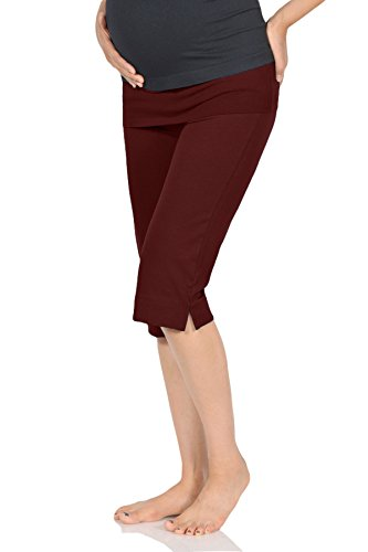 Maternity Capri Pants - 2