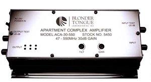 ACA-30-550 Apartment Complex Amplifier by Blonder Toungue