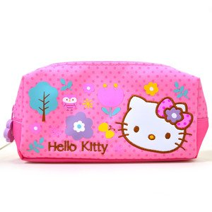 Image Unavailable. Image not available for. Color  sanrio Hello Kitty Happy  Woods Pen Pouch 929a5359406a1