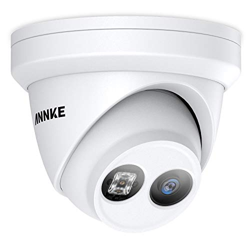 🥇 ANNKE C800 4K 8MP PoE Security Camera for ANNKE 4K NVR System Ultra HD Dome Turret IP Camera EXIR Night Vision