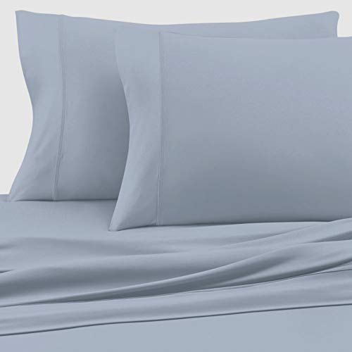 COOLEX Wicking Sheets Ultra-Soft Bed Sheet Set - Moisture Wicking, Cool, Wrinkle Free and Fade Resistant (Queen, Pearl ()