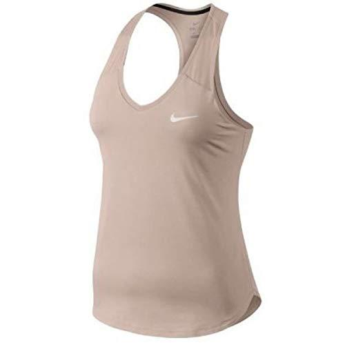 (ナイキ) Nike レディース テニス トップス Nike Pure Tennis Tank Top [並行輸入品] B07HMRW5MH   xl