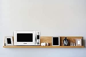 Candy CMXG22DW - Microondas con grill y cook in app, 22 L, 40 programas automáticos, 1250 W, color blanco