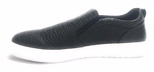 Guess FMKIF1 PEL12 Zapatos Hombre Negro