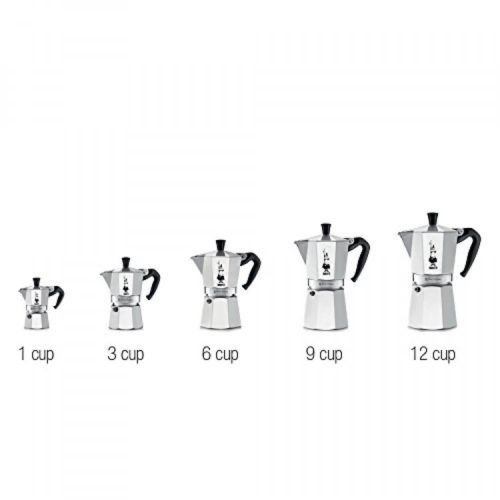 6-Cup Stovetop Espresso Maker Coffee Pot