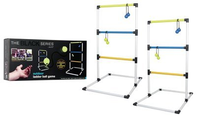 Black Series Ladder Ball Toss Game 1641515 MERCHSOURCE LLC by Black Series