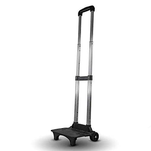 Ultimaxx Folding Compact Lightweight Premium Luggage Cart - Travel Trolley