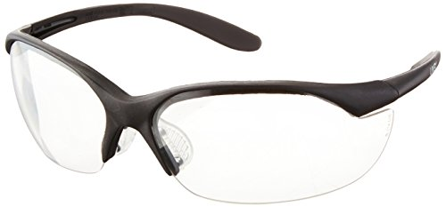 Shooting Eye Protection - Howard Leight by Honeywell Vapor II Sharp-Shooter Shooting Glasses, Clear Lens (R-01535)