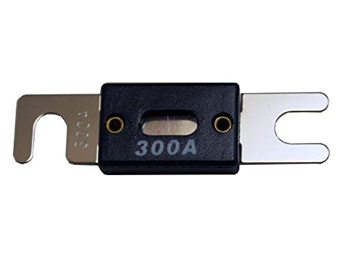 Voodoo 0/2/4 Gauge Ga ANL Fuse Holder + 500 Amp ANL Fuses (2 Pack) by VOODOO (Image #8)