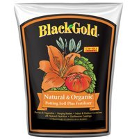 Sun Gro Black Gold Natural and Organic Soil - 2 cu. ft.