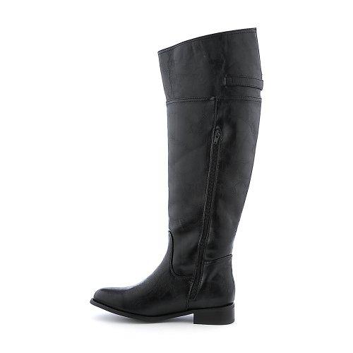 Breckelles Kvinna Rider-82 Boot - Black Storlek 11