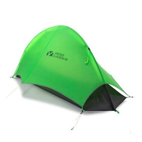 équipement de plein air Camping tentes d'escalade avec revêtement en silicone Tissu mince Three-season seul Compte