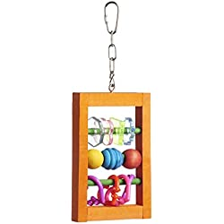 Prevue Pet Products 60954 Bodacious Bites Abacus Bird Toy, Multicolor