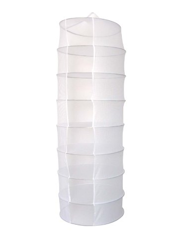 Viagrow Dry-It Net Herb Drying Rack, 23