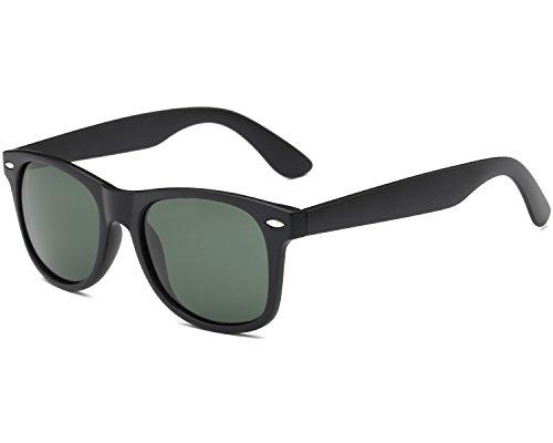 Polarized Sunglasses KANASTAL Classic Unisex Retro Brand Designer Sun glasses Women Men UV400 Eyewear - Popular Mens Brands Sunglasses