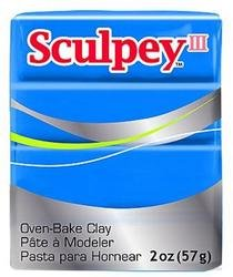 (Sculpey Modeling Compound III (Blue) (Sold by 1 pack of 5 items))
