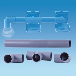 Caravan/Motorhome Waste Water Outlet Connection Kit