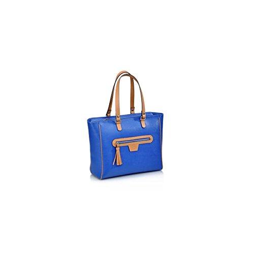 Shopping Bolso Azul 1071 Caballo El 6EqYa