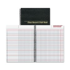 RED33988 - Rediform Class Record Roll Book