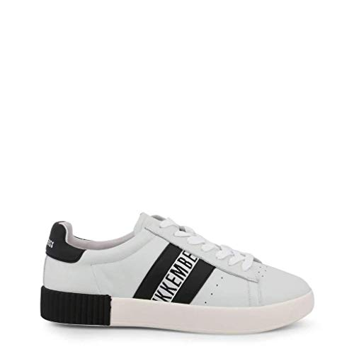 Bikkembergs Cosmos Men White Sneakers (Men Shoes Bikkembergs)