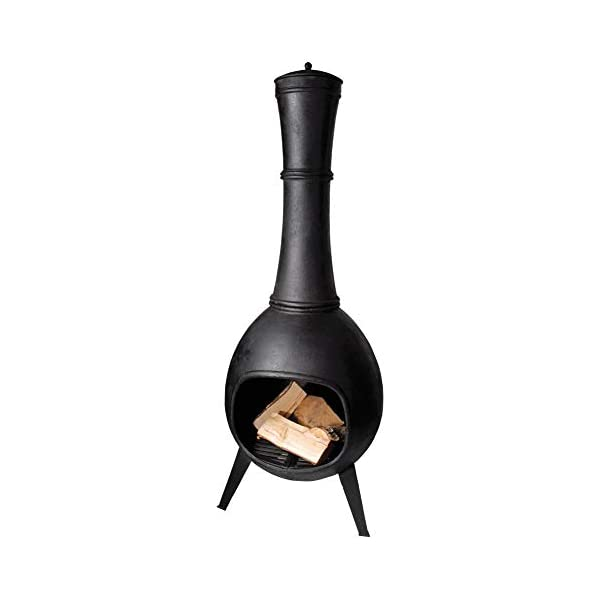 Esschert Ff65 Cast Iron Chiminea