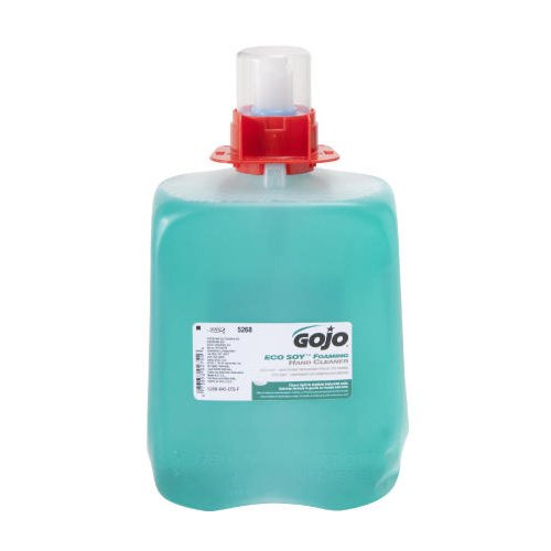 GOJ526803 - Gojo Foaming Hand Cleaner, Fresh Scent, 2l Refill