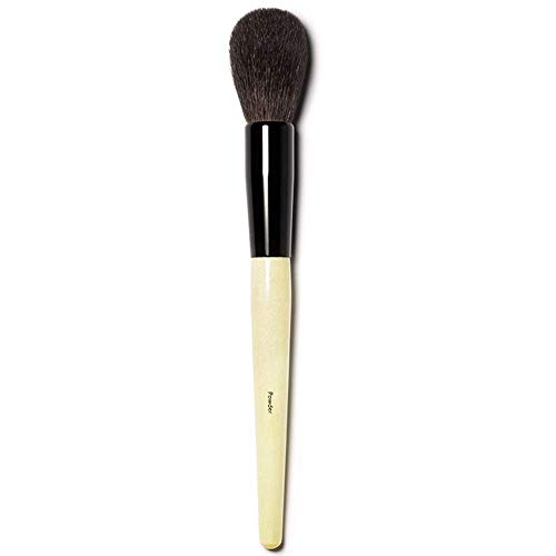 - huazhuangshua A Great Honey powder brush for Applying Blush and Contouring Creams Liquids and Powders Vegan Friendly